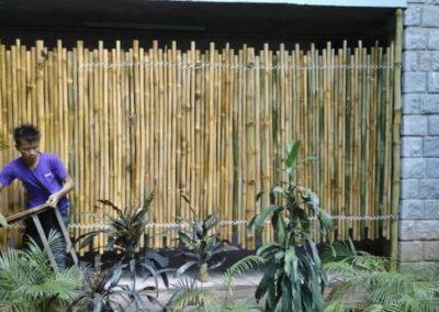 Bamboo seperator by Bamboooz