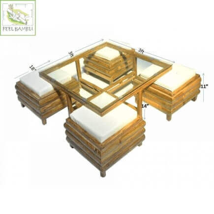 Cane & bamboo furniture