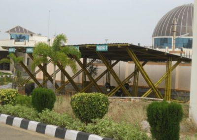 BMTC Vadarahalli parking lot by Bamboooz
