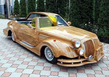 Bamboo Cars - Bamboooz
