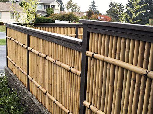 Bamboo Fencing - Bamboooz