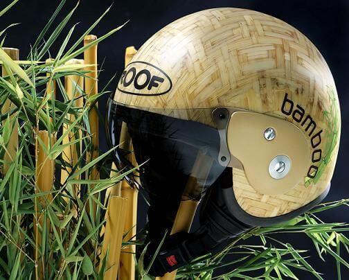 Bamboo Helmet - Bamboooz