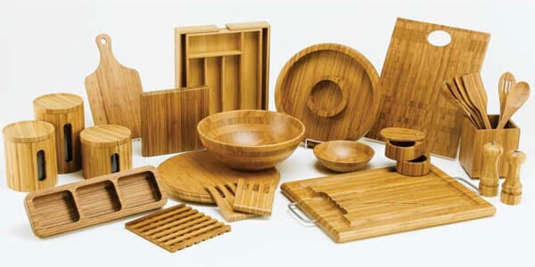 Bamboo Kitchenware - Bamboooz