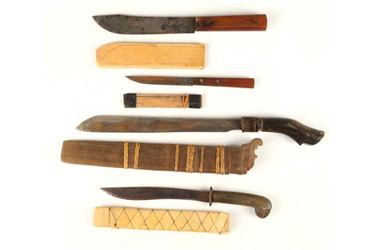 Bamboo War equipment - Bamboooz