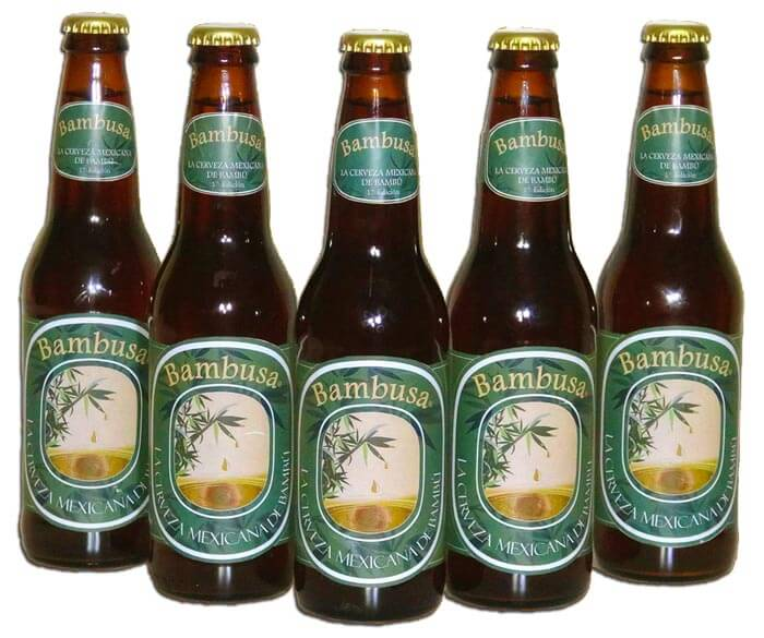 Bamboo alcohol - Bamboooz