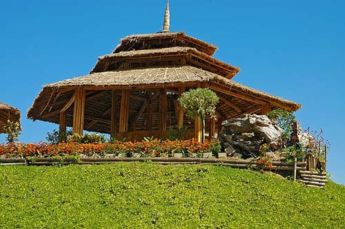 bamboo structure - bamboooz