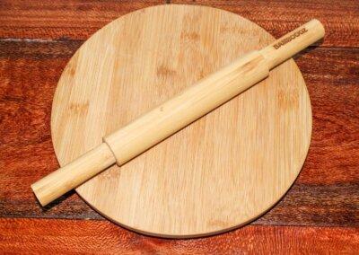 Bamboo belan